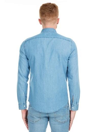 Levi's® Jean Gömlek Mavi